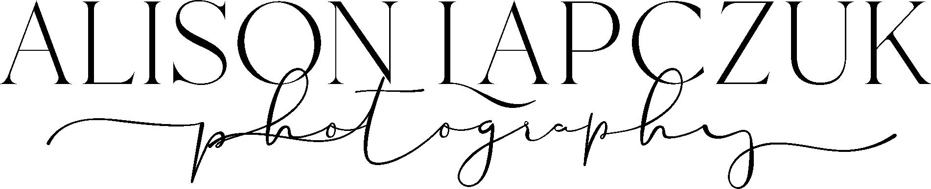 alison lapczuk photography logo